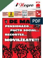 Rojo y Negro, nº 245, abril 2011
