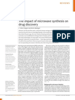 C. Oliver Kappe and Doris Dallinger- The impact of microwave synthesis on drug discovery