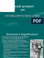 Nationalism in Indo China