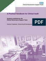 Practical Clinical Audit Handbook v1 1