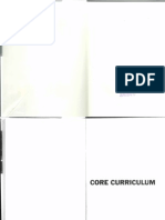 Core Curriculum by Tod Papa George