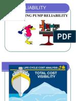 Pump Reliability