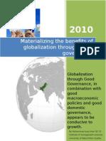Globalization Trade and Development