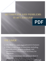 Metabolism and Endocrine