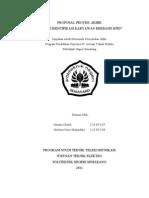 Proposal Sistem Identifikasi Karyawan Berbasis Rfid