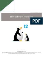 Workbook Java Heroku