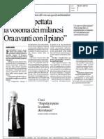 Intervista a Edoardo Croci sui Referendum