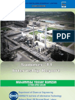 FFC MM Internship Report