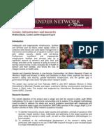 GNN Dec 2011 - CoP - Gender Infrastructure and In Security - P.khosla