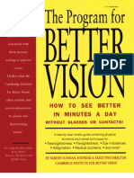 Program for Better Vision