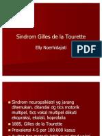 Sindrom Gilles de La Tourette