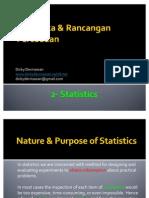 ITK 226 2 Statistics