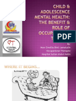 Occupational Therapy in Child Psychiatry (Emellia)