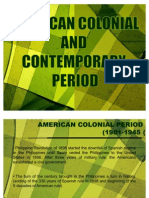 13.American & Contemporary