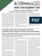 foro andaluz enero 2012