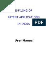 eFiling Patent Manual