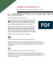 Aligning Objects in Adobe Illustrator CS3