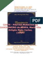 Cante Pautas 09 01 Cancioneiro de Serpa - Geral