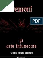 Demoni Si Arte Intunecate eBook