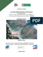 Borius2006 Cartographie coralline Réunion