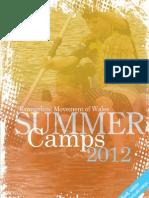 Camp 2012 Brochure