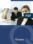 QiComm Corp Profile