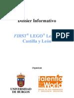 Dossier informativo sobre la FLL CyL para Centros Educativos