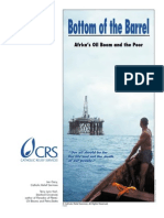 Africa's Oil Boom and the poor