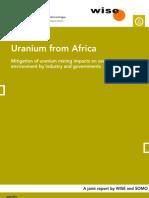 Uranium From Africa