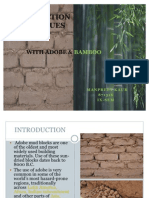 Adobe & Bamboo Techniq