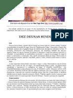 Dez Deusas Hindus