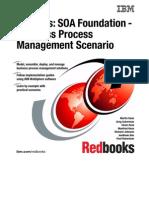 eBook - Patterns - Soa Foundation - Business Process Management Scenario
