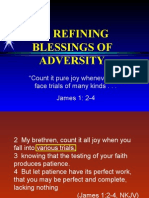Refining Blessings of Adversity