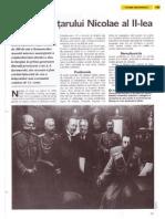 Abdicarea Tarului Nicolae Al II-Lea