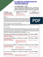 Prontuario Sanzioni Reg. CE 178 2002