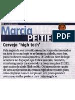 Geeks On Beer - Jornal do Commércio - Agosto/2011