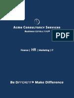 ACS HR Services