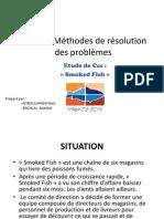 Méthodes de résolution des problémes & Outils qualité (etude de cas)