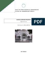 Bazele stiintelor politice (BSP)