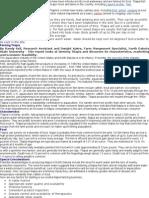 Fish Farm Documents 1
