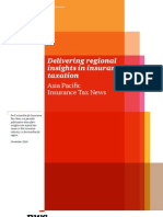 Delivering Regional Insights Into Insurance (PWC Article)