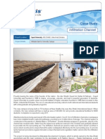 Case Study Infiltration Road Soakaway Zayed University Abu Dhabi