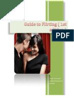 Guide to Flirt