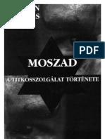 Gordon Thomas Moszad