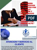 CONFERENCIAS MOTIVACION AL SERVICIO COLOMBIA