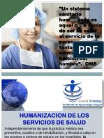 CONFERENCISTA INTERNACIONAL COLOMBIA HUMANIZACION SALUD