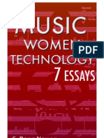 Music, Women, and Technology