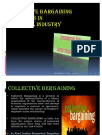 Ppt on Collective ing Practice in Steel Industry by Anup Kumar Ojha