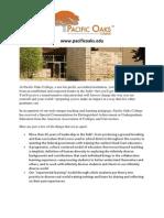 Accredited Education & Human Development Graduate School in California