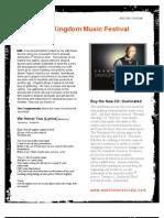 KMF 2010 Newsletter